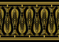 Admirable Gold Pattern Stock Photo