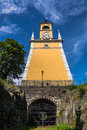 Admiralty Belfry in Karlskrona Royalty Free Stock Photo
