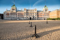 Admiralty Extension from Horse Guards Parade, London, UK Royalty Free Stock Photo