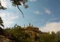 Admiring the grand canyon in arizona