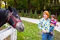 Admiring Horse