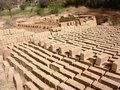 Adobe Bricks - Sustainable Building Materials 3 Stock Images