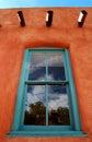 Adobe with Window Royalty Free Stock Photo