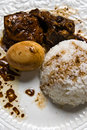 Adobo Royalty Free Stock Image