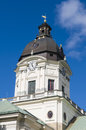 Adolf fredrik church stockholm fredriks kyrka the of frederick is a in central sweden it was built in Stock Photo