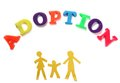 Adoption Royalty Free Stock Photo