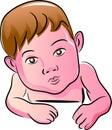 Adorable infant