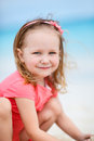 Adorable little girl portrait Royalty Free Stock Photography