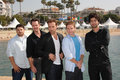 Adrian Grenier,Jeremy Piven,Jerry Ferrara,Kevin Connolly,Kevin Dillon,Jeremy Pivens Stock Photo