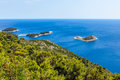 Adriatic landscape Royalty Free Stock Photography