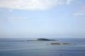 Adriatic Sea near Plat.  Dalmatia. Croatia Royalty Free Stock Photo