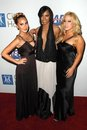 Adrienne Bailon, Hilary Duff, Kiely Williams, Sabrina Bryan Stock Images