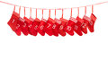 Advent Calendar 1-13. Red Chri...