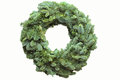 The Advent wreath Royalty Free Stock Photo
