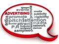 Advertising words