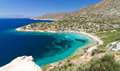 Aegean coast of datca turkey Stock Photography