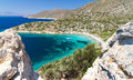 Aegean coast of datca turkey Royalty Free Stock Photo