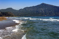 The Aegean Sea, Dalyan Royalty Free Stock Photo