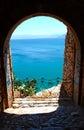 Aegean sea, Greece Royalty Free Stock Photo
