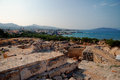 Aegina Island Royalty Free Stock Photo