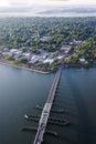 Aerial Beaufort, Sc