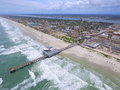 Aerial Image Of Daytona Beach ...