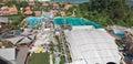 Aerial Sentosa Royalty Free Stock Photo
