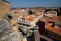 Aerial View Of Orange Town, Fr...