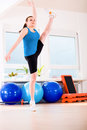 Aerobics 13 Royalty Free Stock Photography