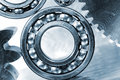 Aerospace gears and ball-bearings