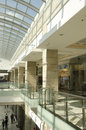 Afi palace cotroceni mall in bucharest romania mega is a shopping romania it is Royalty Free Stock Photography
