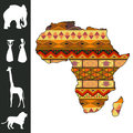 Africa design Stock Photo