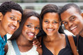 African american college students Royalty Free Stock Image