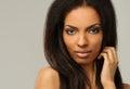 African american woman Fotografia de Stock Royalty Free