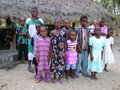 African children - Ghana Royalty Free Stock Photos