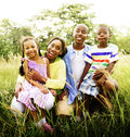 African Family Happiness Holid...
