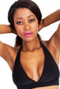 African female beauty Royalty Free Stock Images