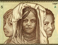 African Girls From Eritrea