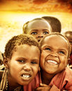 African kids Stock Photos