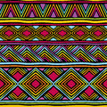African line pattern Royalty Free Stock Photo