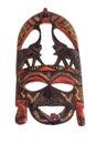 Image : African maasai mask gili hero mask