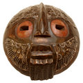 The African mask Royalty Free Stock Images
