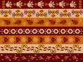 African pattern Royalty Free Stock Photos