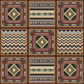 African pattern 1 Royalty Free Stock Photo