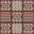 African pattern 5 Royalty Free Stock Photo
