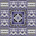 African pattern 31 Royalty Free Stock Photo