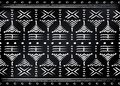 African Print fabric, Ethnic handmade ornament for your design, Ethnic and tribal motifs geometric elements. Vector afro texture