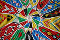 african traditional basket Royalty Free Stock Photo