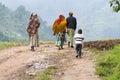 African women - Rwanda Royalty Free Stock Photo