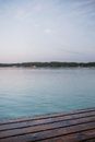 Afternoon at the Lake Royalty Free Stock Photo